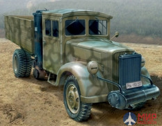 6457 Italeri 1/35 Автомобиль MEDIUM 3 TON TRUCK COAL ENGINE