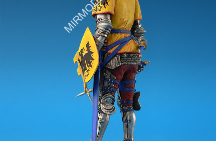 16002  MiniArt фигуры  GERMAN KNIGHT XV CENTURY (1:16)
