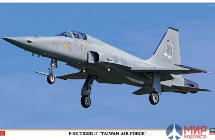 08243 Hasegawa Самолет Northrop F-5E Tiger II Taiwan Air Force 1/32