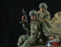 35-030 ANT-miniatures 1/35 Офицер спецназа ФСБ