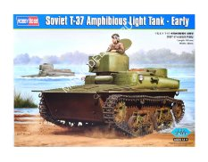 83818  танк Soviet T-37 Amphibious Light Tank Early  (1:35)