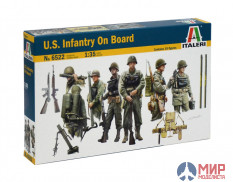 6522 Italeri 1/35 U.S. INFANTRY ON BOARD