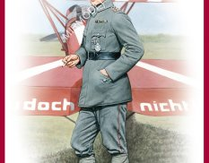16030 MiniArt фигуры  ERNST UDET WW I FLYING ACE  (1:16)