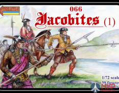 STR066 Фигуры Strelets*R Jacobites (1) (re-issue)