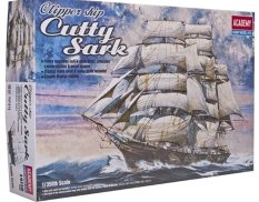 14110 Academy корабль  Clipper Ship Cutty Sark  (1:350)