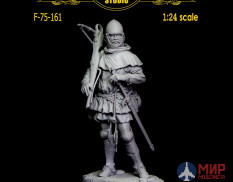 F-75-161 Altores Stodio Medieval Crossbowman 14-15 cent 1/24