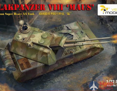 VS720005 Vespid Model 1/72 Flakpanzer VIII Maus