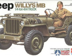 Tamiya 35219 1/35 Us jeep Willis Jeep