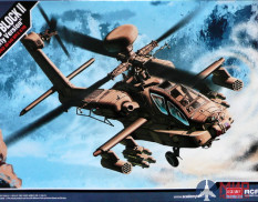 12514 Academy 1/72 Helicopter AH-64D