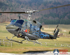 1343 1/72 Italeri Helicopter AB 212/UH - 1N