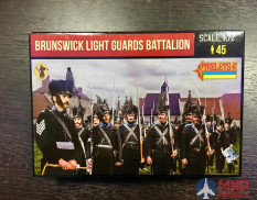 72154ST Strelets Brunswick Light Guards Battalion 1/72