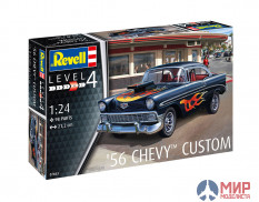 07663 Revell Автомобиль '56 Chevy Customs
