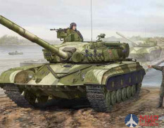 01579 Trumpeter 1/35 Советский танк T-64A Mod. 1981
