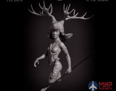 AF004 Altores Studio Deer Huntress 1/12