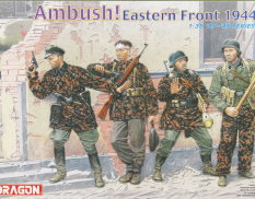 K6333 Dragon 1/35 Солдаты Ambush! (Eastern front 1944)