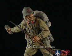 35-018 ANT-miniatures 1/35 Боец РККА, 1939-1941 гг.
