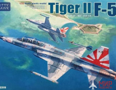 KH32019 Kitty Hawk Самолет F-5F Tiger II 1/32