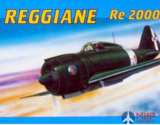 0817 Smer 1/48 Cамолёт Reggiane Re 2000 Falco