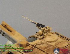 MM3522 Magic Models 1/35 Barrel 12.7 mm machine gun 6П49