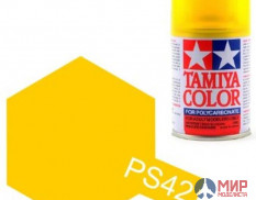 86042 Tamiya PS-42 Translucent Yellow