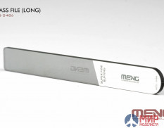 MTS-048a Meng Model Glass File (Long)