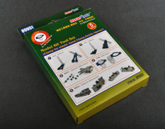09951 Master Tools Набор инструментов (Model Kit Tool Set (Clamp for elastic band,Clamp)