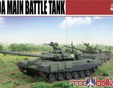 UA72001 Modelcollect 1/72 T-90A Main Battle Tank (welded turret)
