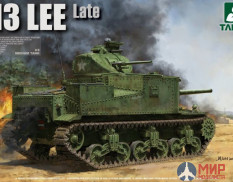 2087 Takom US Tank M3 Lee Late