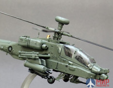 BL72S01 AFV club 1/72 AH-64E ROC Army Aviation & Special Forces Command