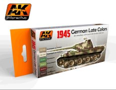 AK-554 AK Interaсtive 1945 german Late War Colors Set