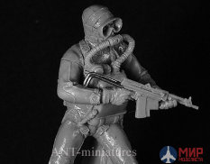 35-042 ANT-miniatures 1/35 Боевой пловец ФСБ РФ