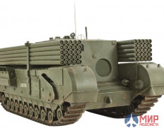 DH96006 AFV club 1/35 British 3 Inch gun Churchill tank & Snake tubes W/ 1Figure
