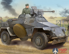 83813  Hobby Boss танк  Le.Pz.Sp.Wg Sd.Kfz.221 Early  (1:35)