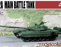 UA72004 Modelcollect 1/72 T-72A Main battle tank