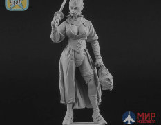 NS-F54/32030 North Star Models 54 mm Female Executioner Figure