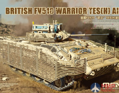 SS-017 Meng Model 1/35 British FV510 Warrior TES(H) AIFV