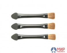 Tamiya 89929 Brushes-applicators (3pcs)