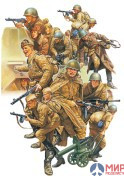32521 Tamiya 1/48 Фигуры RUSSIAN INFANTRY & TANK CREW SET