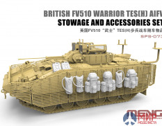 SPS-073 Meng Model 1/35 British FV510 Warrior TES(H) AIFV Stowage And Accessories Set (Resin)
