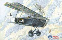 ROD033 Roden 1/72 Самолет Fokker D.VII Alb (early)