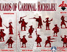 RB72147 Red Box 1/72 Guards of Cardinal Richelieu