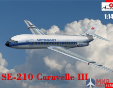 AMO1478 Amodel Se Aviation Caravelle III