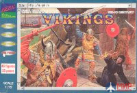 ORI72004  Orion 1/72  Vikings