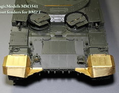 MM3541 Magic Models 1/35 Flaps hinged front for BMPT