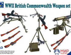 RE30011 Riich Models 1/35 WWII British Commonwealth Weapon Set B