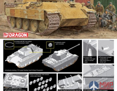 7499 Dragon 1/72 Sd.Kfz.171 Panther A Early Production