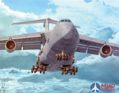 ROD332 Roden Самолет Lockheed C-5M Super Galaxy 1/72