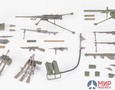 35121 Tamiya 1/35 Вооружение US Infantry Weapons Set