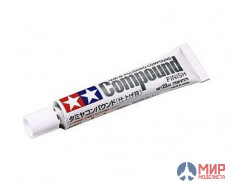 87070 Tamiya Шлиф.-полир. паста  Polishing Compound Finish