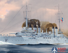 86503 Hobby Boss корабль  French Navy Pre-Dreadnought Battleship Danton  (1:350)